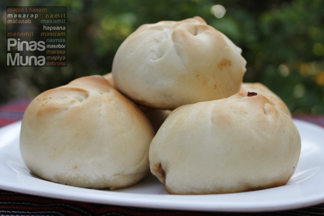 Bicol's Best Toasted Siopao