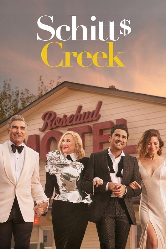 Schitt's Creek S6 poster