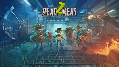Dead Z Meat Game Logo