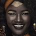 Khoudia Melanin, Model Internasional Asal Senegal