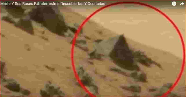 Ingo Swann un psiquico de la vision remota las piramides en Marte fueron construcciones de civilizacion antigua