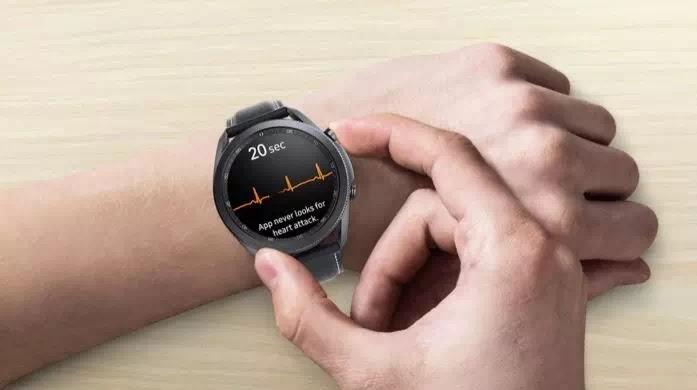 Cara Cek EKG di Samsung Galaxy Watch