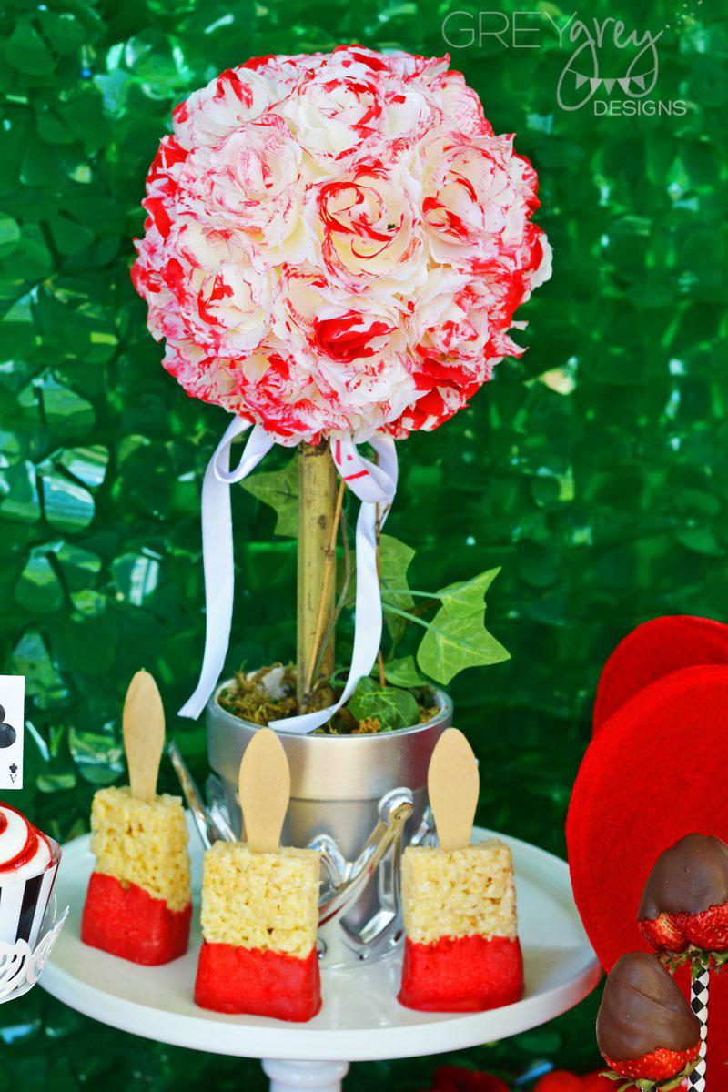 Greygrey Designs My Parties Queen Of Hearts Unbirthday