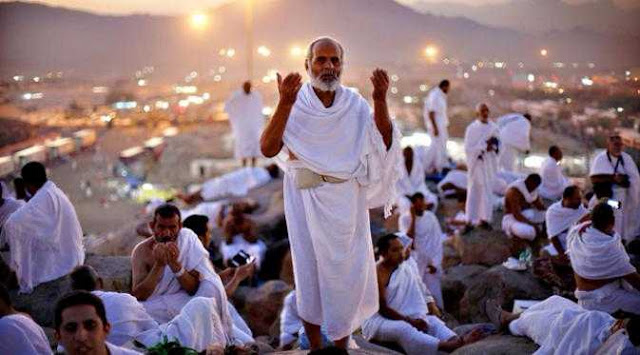 Bacaaan Talbiyah Ibadah Haji dan Umrah Serta Terjemah