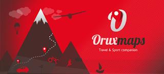 OruxMaps: l'app per il cicloturismo