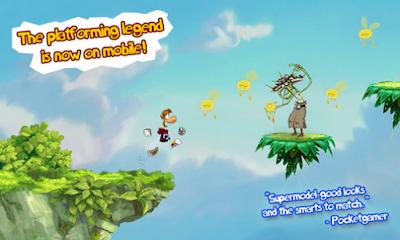 Screenshot: Rayman Fiesta Run Apk