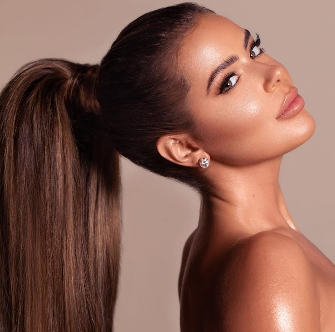 "Brielle Biermann Says Dissolving Her Lips And Dyeing Her Hair Brown Was The ""Best Thing I Ever Did""; Says ""I Looked A Little Crazy, Now I Look A Lot Better"""