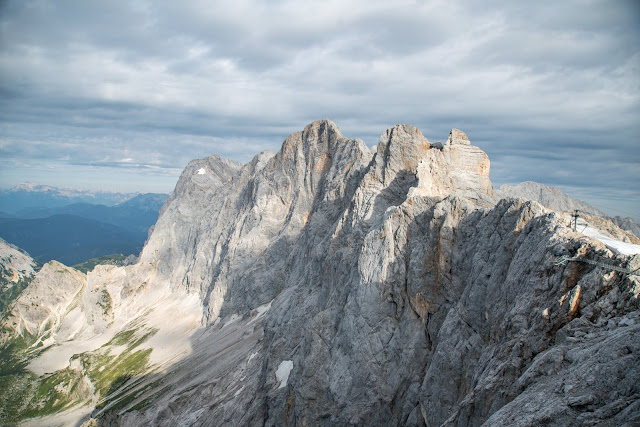 Dachstein Gletscherwanderung  Vom Dachsteingletscher nach Ramsau 03