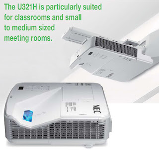NEC Projector UM301X + Module Interactive NP04Wi + NP01TM
