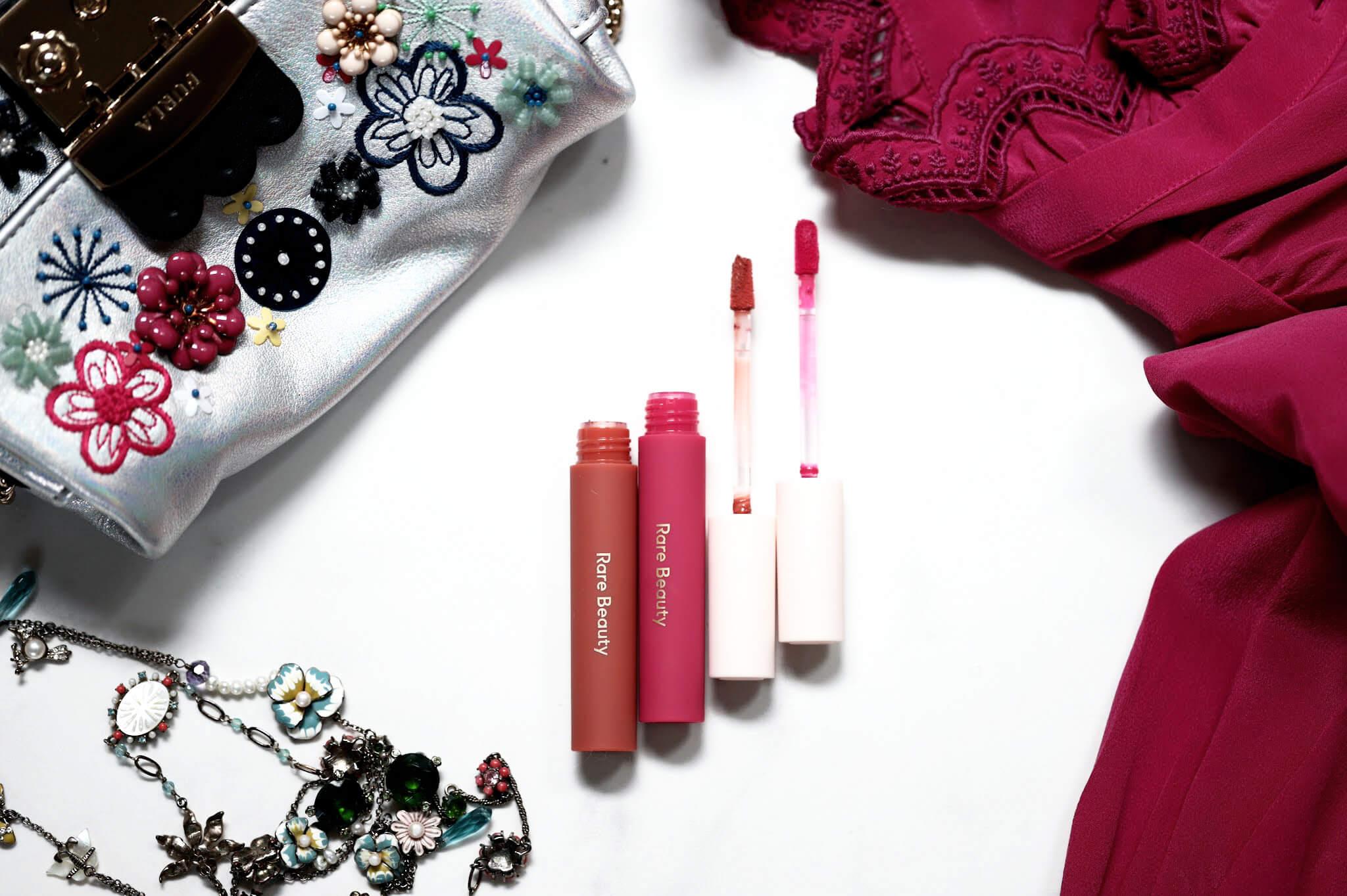 rare beauty lip soufflé rouge à lèvres mat