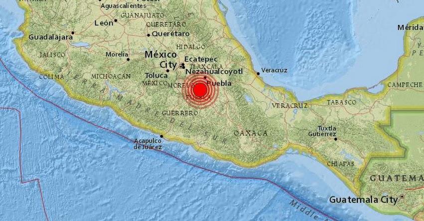 TERREMOTO EN MÉXICO de 7.1 Grados y Alerta de Tsunami (Hoy Martes 19 Setiembre 2017) Sismo Temblor EPICENTRO - Morelos - Axochiapan - En Vivo Twitter - Facebook - USGS - SSN