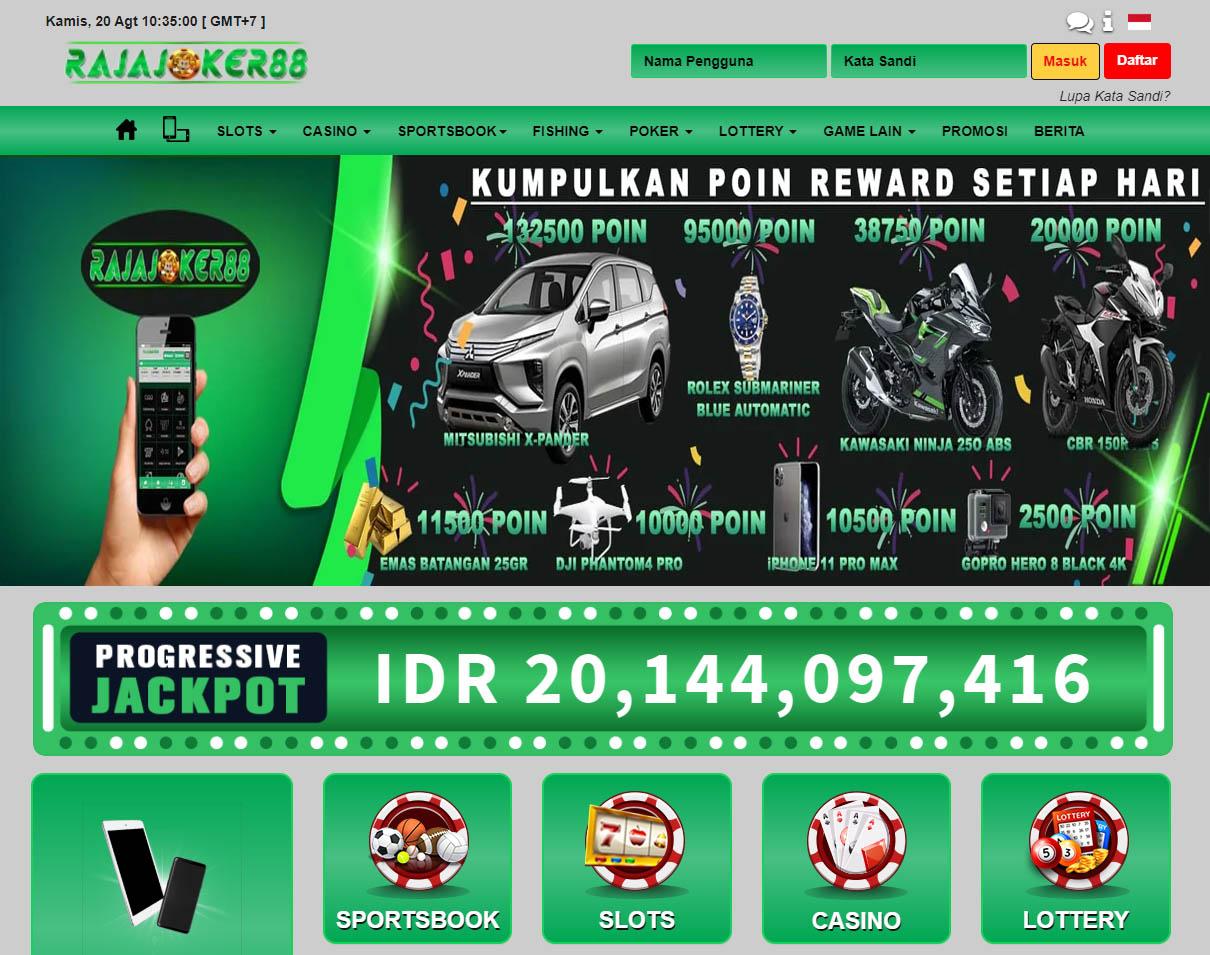 Rajajoker88 Agen Judi Slot Online Deposit Pulsa Welcome Cục Thống Ke Tp Hcm