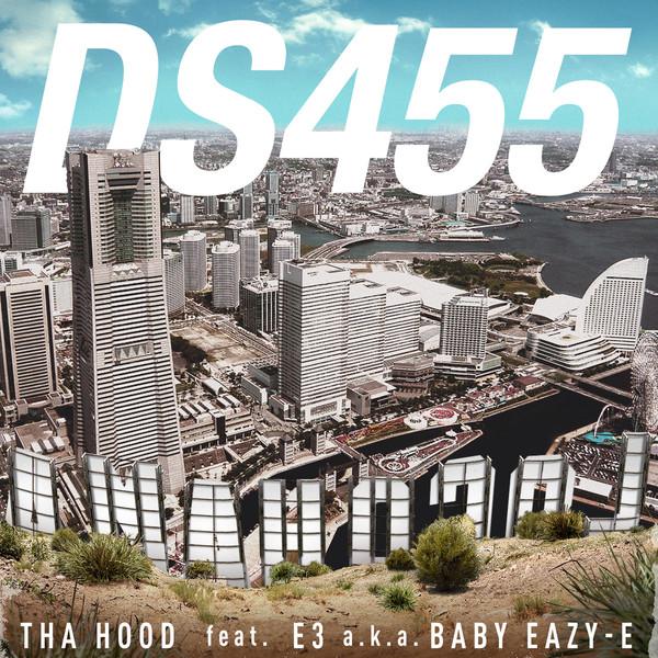 [Single] DS455 - THA HOOD feat. E3 a.k.a BABY-EAZY (2016.03.16/RAR/MP3)