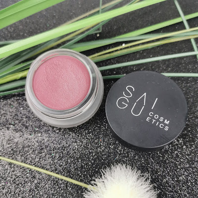 Saigu cosmetics colorete marsha