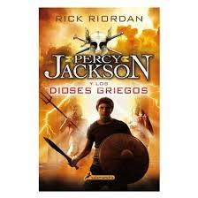 Percy Jackson dioses griegos