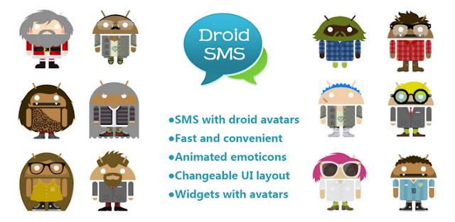 Aplikasi Sms Android Keren Droid Sms