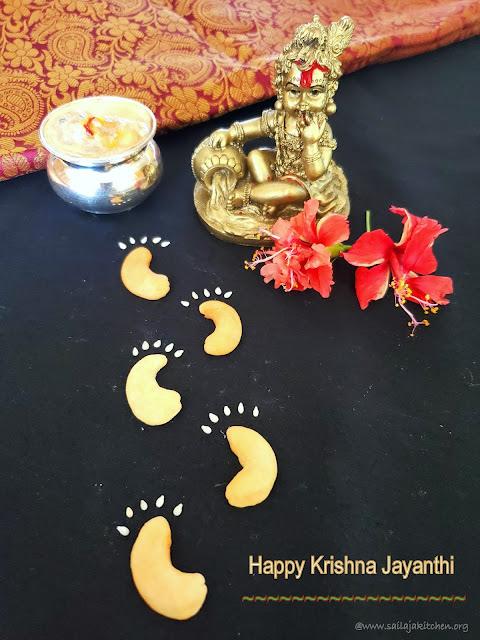 images of Krishna Jayanthi Recipes / Gokulashtami Recipes / Janmashtami Recipes / Krishna Jayanthi Gokulkstami Recipes