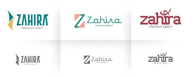 desain logo usaha craft