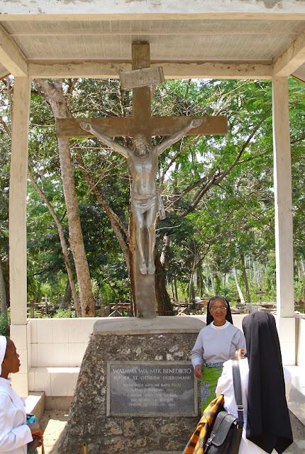 the Cross in Pugu