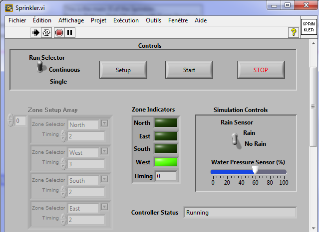 Labview Time Cld Exam Sprinkler