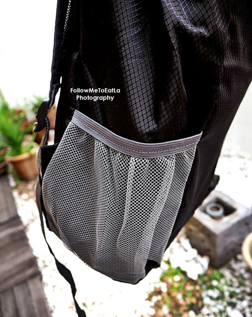 Side Pocket For Easy Storage Of Small Items