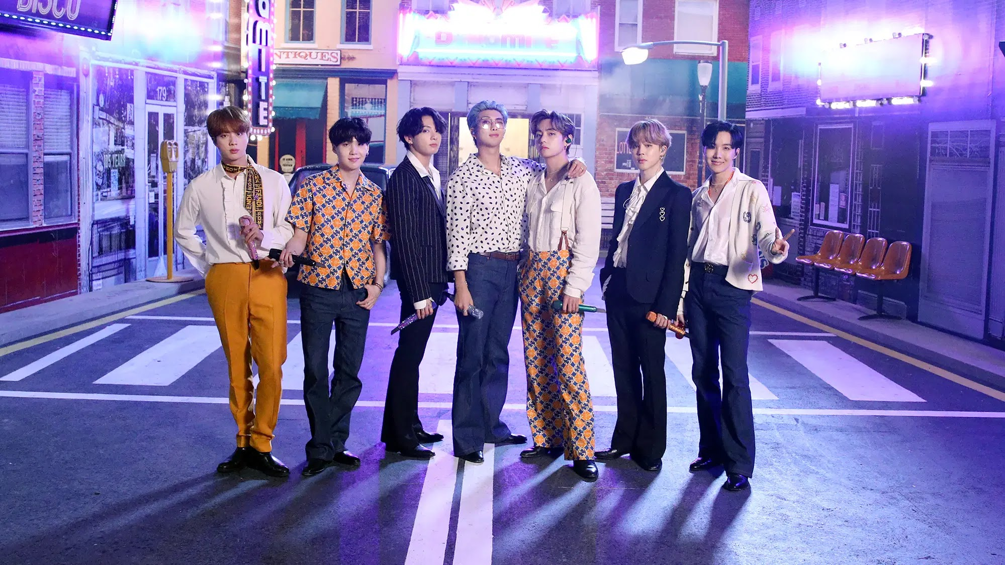 BTS' 'Dynamite' Returns to First Place on the Billboard Hot 100