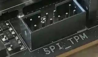 TPM في الكمبيوتر