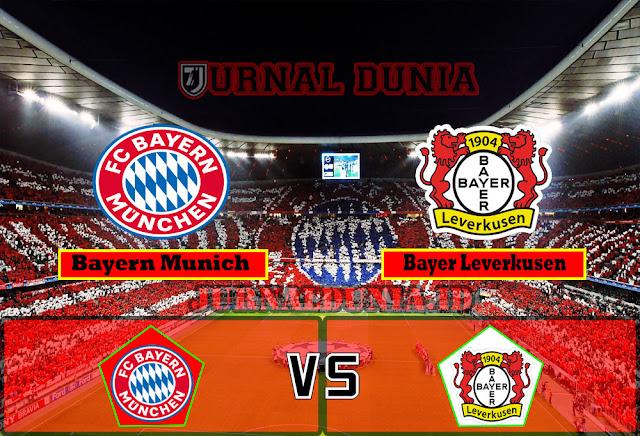 Prediksi Bayern Munich vs Bayer Leverkusen , Rabu 21 April 2021 Pukul 01.30 WIB