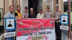 Polres Pelabuhan Belawan Berhasil  menyergap 40 Bal Daun ganja Serta 3 TSK.