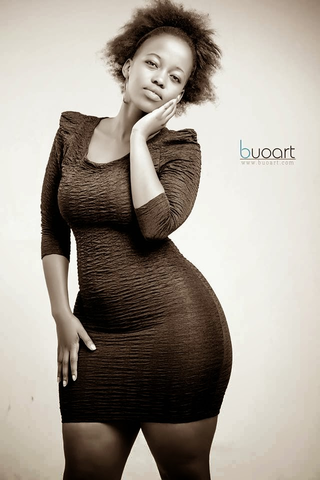 Meet Corazon , Female Lawyer With The Biggest Ukwu In -1444