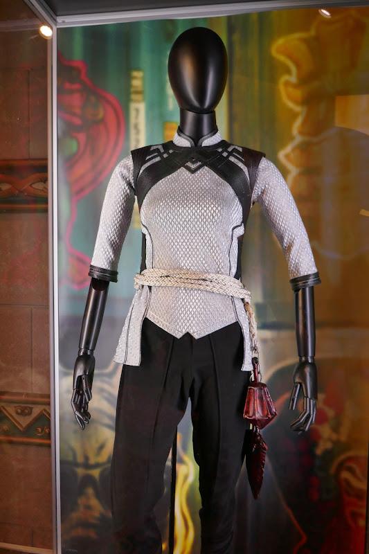 Xialing movie costume Shang-Chi