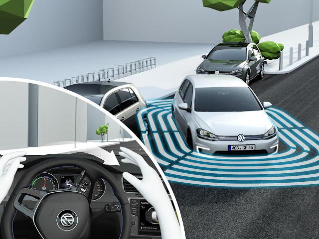 Tecnología en Volkswagen
