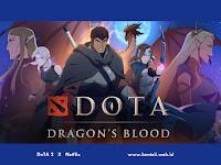 Dota: Dragon's Blood [Batch]