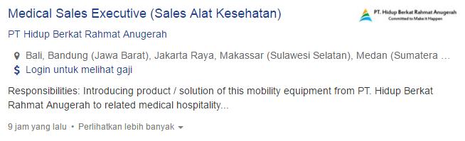 Lowongan Kerja Kabupaten Ogan Komering Ulu Selatan Terbaru 2019.