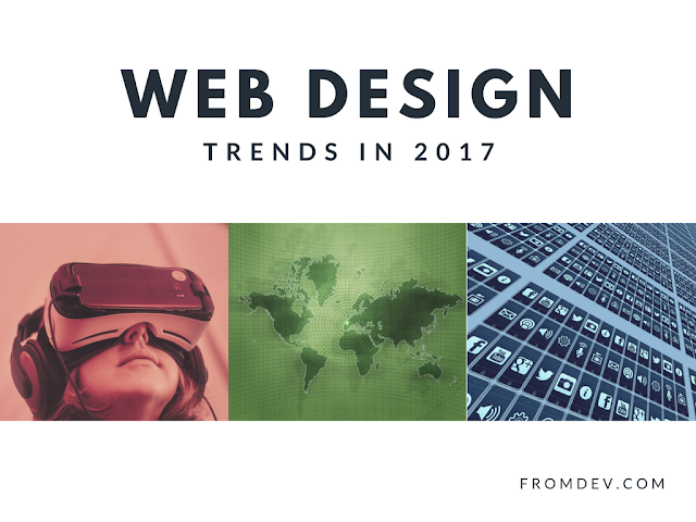 Keeping Up With Web Design Trends In 2017