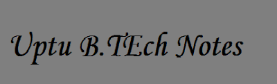 uptu-btech-software-engineering-notes