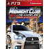 Jogo ps3 Midnight Club Los Angeles mídia digital via PSN
