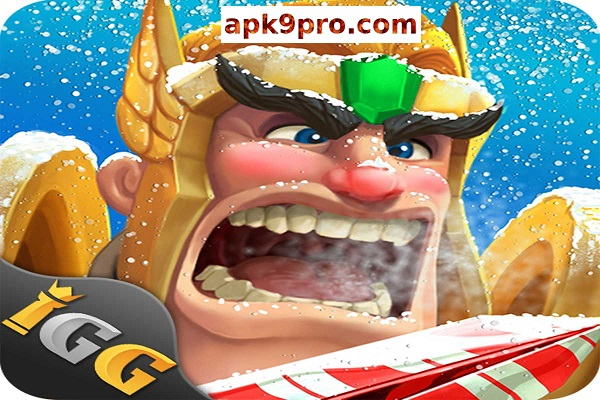 Lords Mobile v2.16 Full Apk + Mod Fast Skill Recovery + Data(File size 160 MB) for android