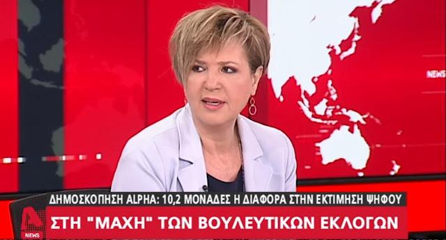 Όλγα Γεροβασίλη: Απέτυχε το σχέδιο ΝΔ και ΚΙΝΑΛ για στρατηγική ήττα του ΣΥΡΙΖΑ – VIDEO