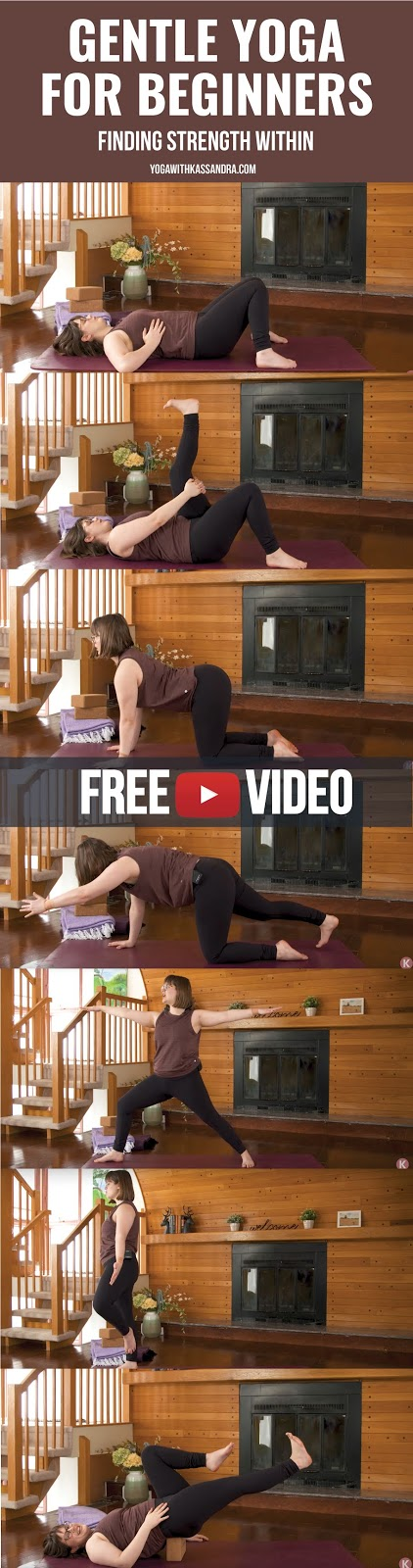 We are often stronger than we think we are, these poses will help you to tap into that. Guided by guest teacher Meghan Johnston this class explores some gentle movement on your mat.