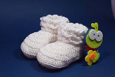 1 -Crochet Imagen Peucos o boticas a crochet fácil sencillo por Majovel Crochet.