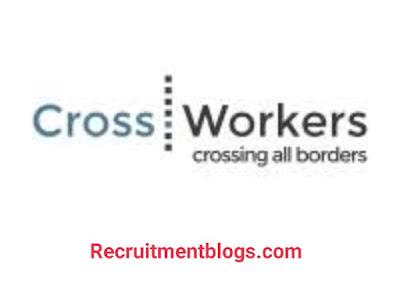 UI/UX Internship At CrossWorkers