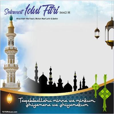 Twibbon Idul Fitri