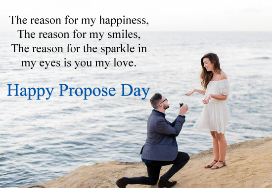 propose day i love you
