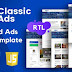 Classicads Classified Ads HTML Template