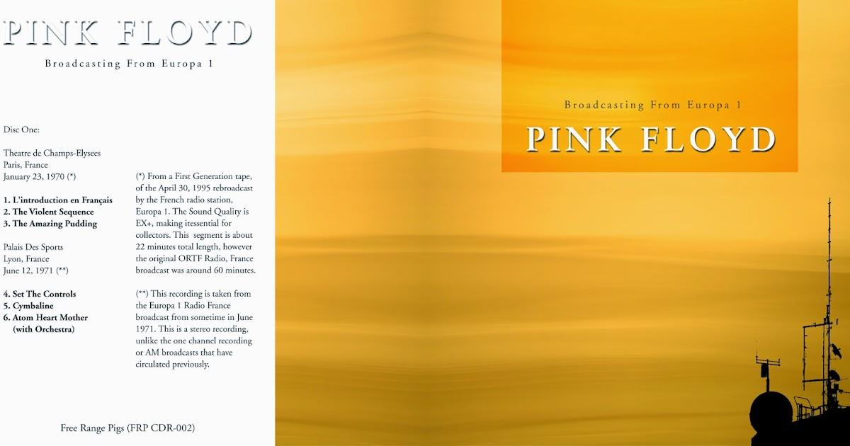 Pink Floyd Cymbaline