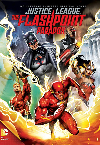 Justice League The Flashpoint Paradox (2013) English 720p BluRay x264 ESubs