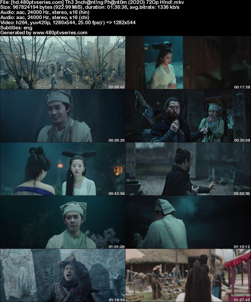 Download The Enchanting Phantom (2020) 900MB Full Hindi Dual Audio Movie Download 720p Web-DL Free Watch Online Full Movie Download Worldfree4u 9xmovies