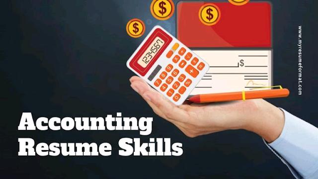 11 Accounting Resume Skills to Impress Employers