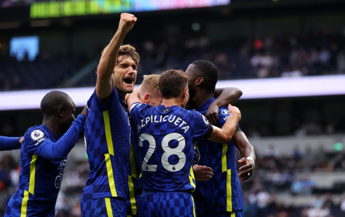Atletico Madrid interested in Chelsea star Marcos Alonso
